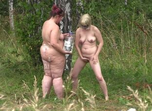 Naked norwegian women
