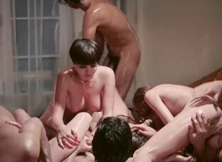 Inverted orgy gifs