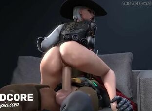 Ashe overwatch porn